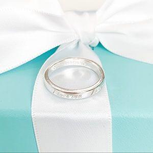 Tiffany & Co. Tiffany Notes 'I Love You' Ring